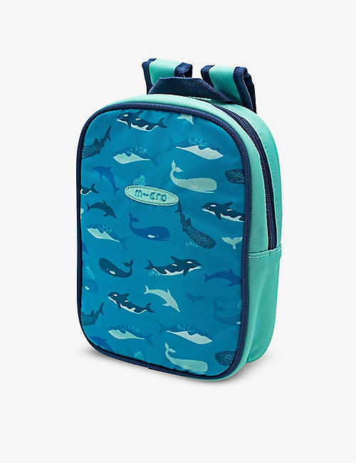 MICRO SCOOTER: Eco Sealife lunch bag 24.5cm