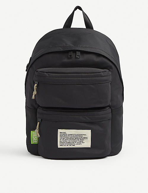 DIESEL: Rodyo FP recycled-polyester backpack
