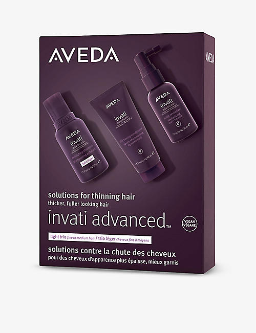AVEDA: Invati Advanced Light trio