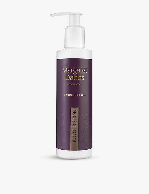 MARGARET DABBS: Fabulous Feet Intensive Hydrating foot lotion 200ml