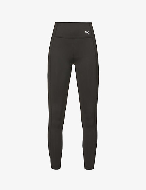 PUMA: Favourite high-rise stretch-jersey leggings
