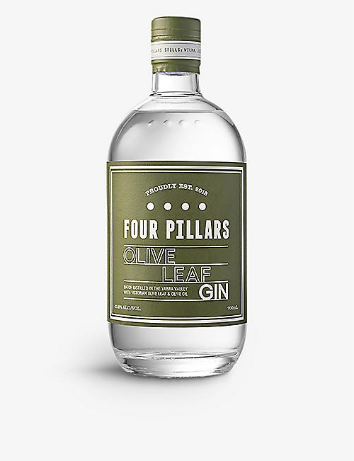 GIN: Four Pillars Olive Leaf gin 700ml