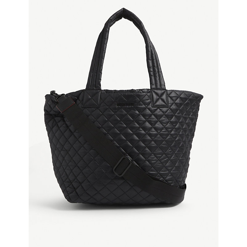 Mz Wallace METRO LARGE QUILTED NYLON TOTE BAG