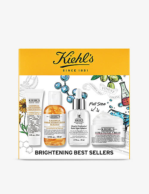 KIEHL'S: Brightening Best-Sellers set worth £90