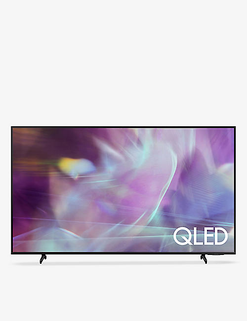 SAMSUNG: 2021 75'' Q60A QLED 4K Quantum Smart TV