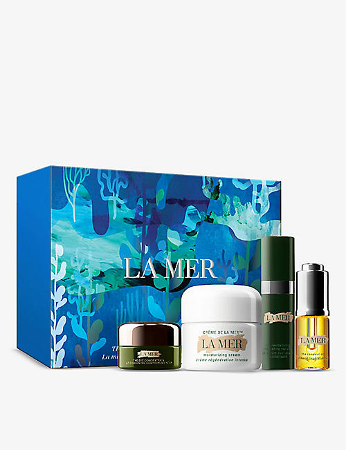 LA MER:迷你 Miracle Broth Glow 系列礼品套装