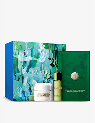LA MER: The Refreshing Mini Miracle Broth™ Collection gift set