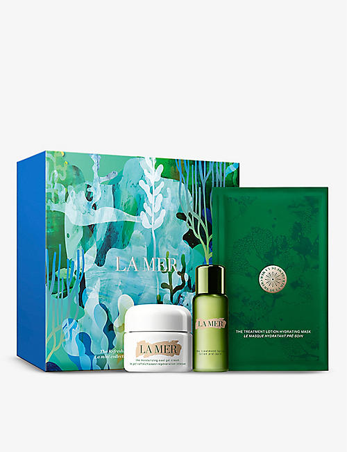LA MER:The Refreshing Mini Miracle Broth™ 系列礼品套装