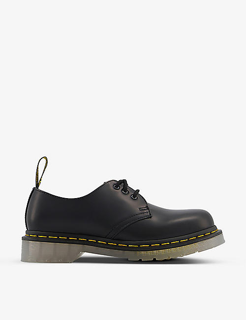 DR. MARTENS: 1461 Ice 3-eye leather shoes