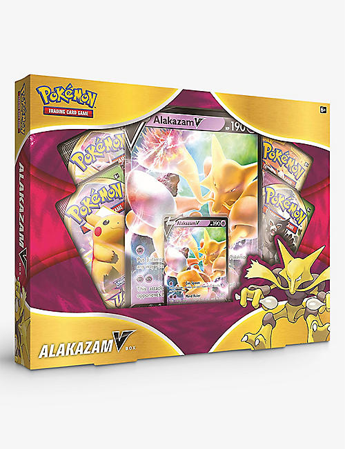 POKEMON: Alakazam V card set