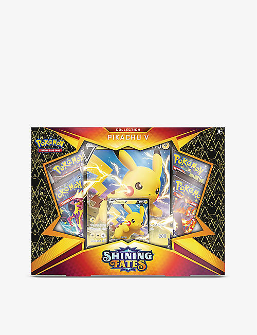POKEMON: Shining Fates Pikachu V Box trading card game