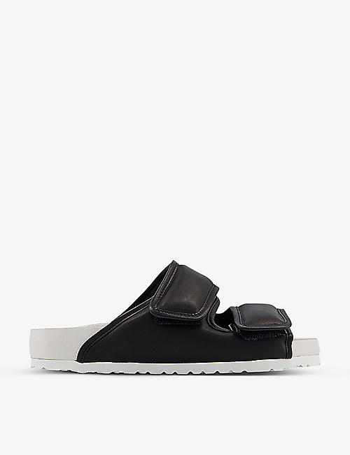 BIRKENSTOCK: Birkenstock x CSM Dingyun Zhang Cosy leather sandals