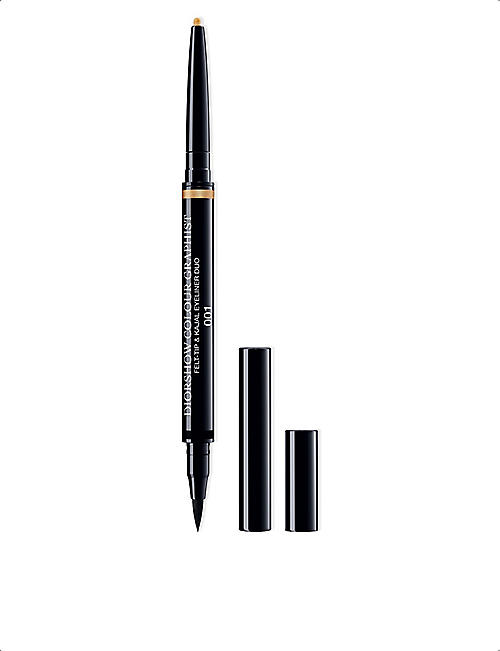 DIOR: Diorshow Colour Graphist Summer Dune Collection limited-edition eyeliner duo 0.11g