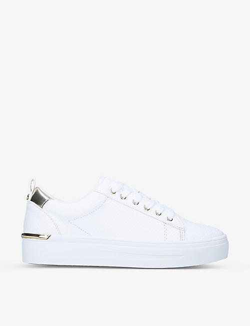 ALDO: Astalewen low-top woven trainers