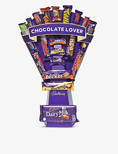 CHOCOLATE: Cadbury Bouquet ::