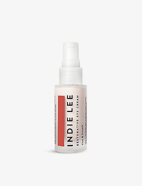 INDIE LEE: Restorative eye cream 15ml