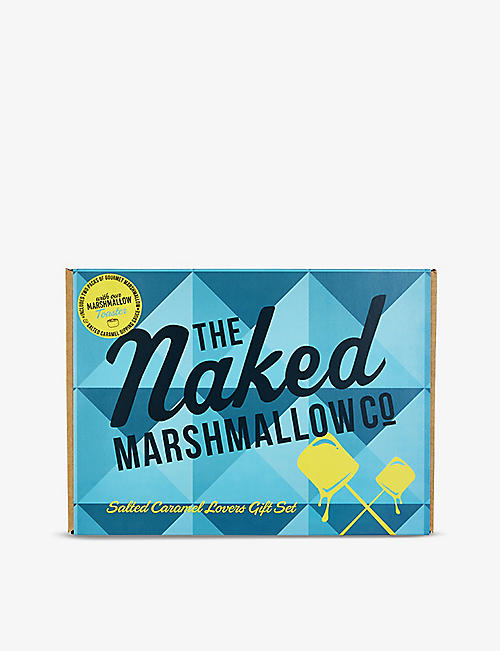 THE NAKED MARSHMALLOW: Salted Caramel Lovers gift set 360g
