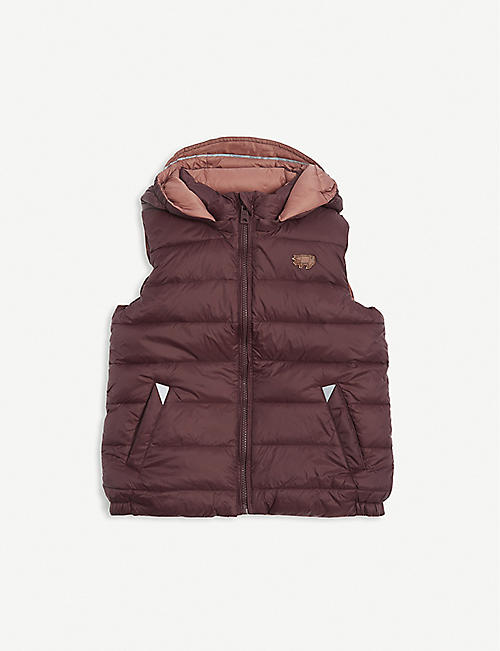 TOASTIE: Ecoreversible® shell gilet 1-12 years