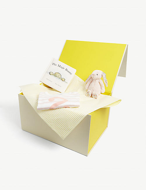 SELFRIDGES: Two-year-old birthday gift box