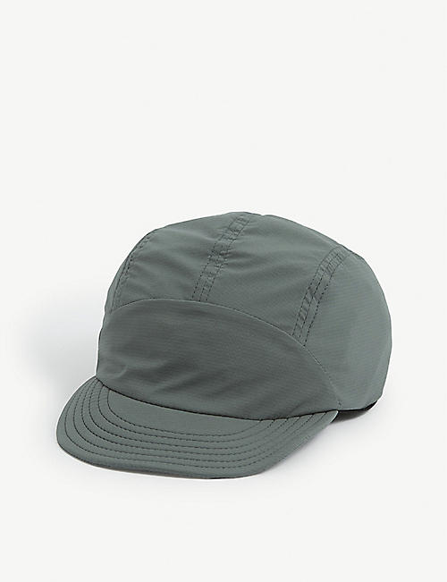 SNOW PEAK: Travel nylon baseball cap