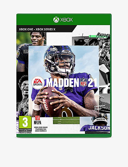 MICROSOFT: Madden NFL 21 Xbox One game
