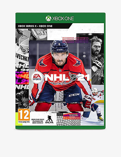 MICROSOFT: NHL 21 Xbox One game