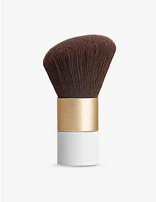 HERMES: Rose Hermès Blush travel brush