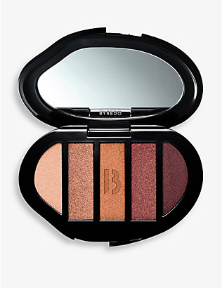 BYREDO: Dysco Eyeshadow 5 Colours palette 6g