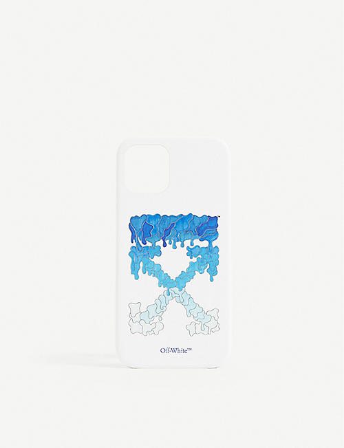 OFFWHITE: Arrow-print iPhone 12 Pro phone case