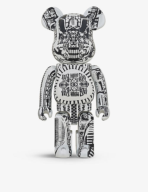 BE@RBRICK: H.R. Giger 1000% figure
