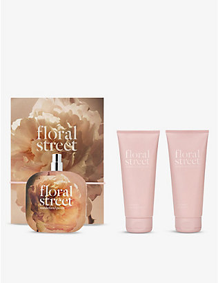 FLORAL STREET: Wonderland Peony Fragrance & Body set