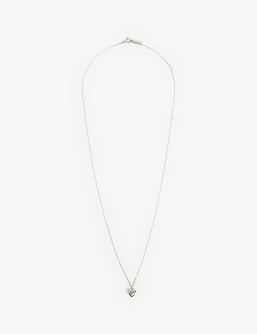 PD PAOLA: L'Absolu sterling silver necklace