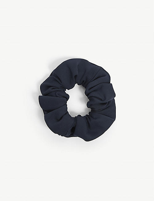 GIRLFRIEND COLLECTIVE: Recycled-polyester scrunchie