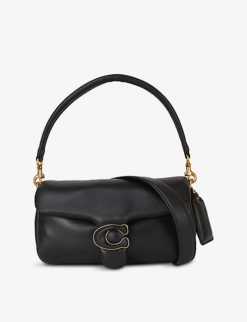 COACH: Tabby Pillow leather shoulder bag