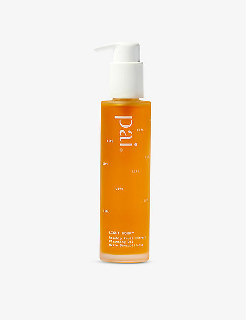 PAI SKINCARE: Light Work, Rosehip cleansing oil