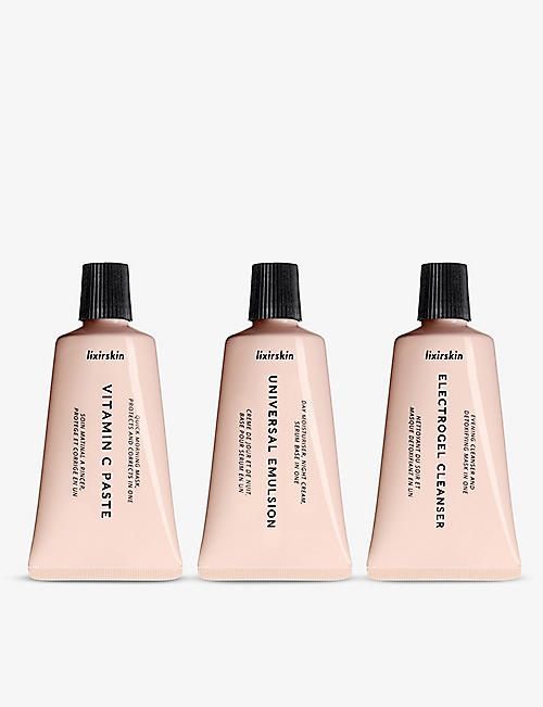 LIXIRSKIN: The Good Skin Trio mini set