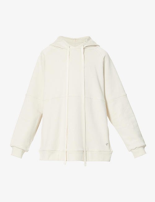 TOOGOOD: Forager oversized cotton-jersey hoody