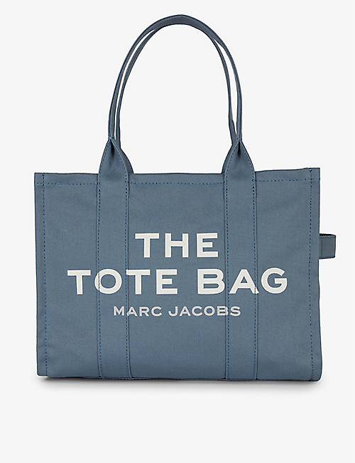 MARC JACOBS: The Tote cotton-canvas tote bag