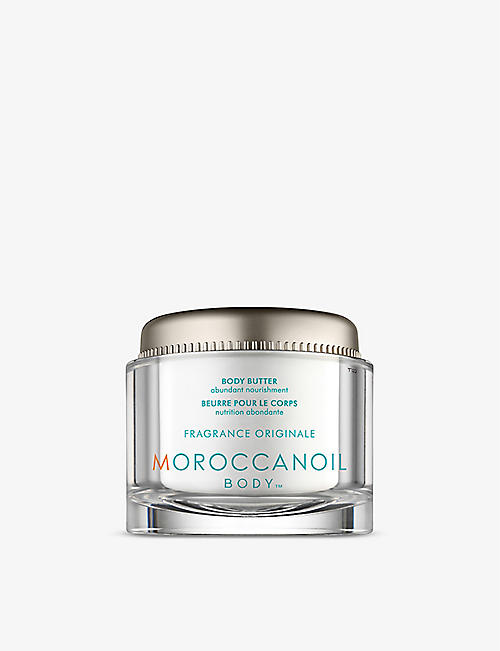MOROCCANOIL: Body Butter moisturiser 190ml