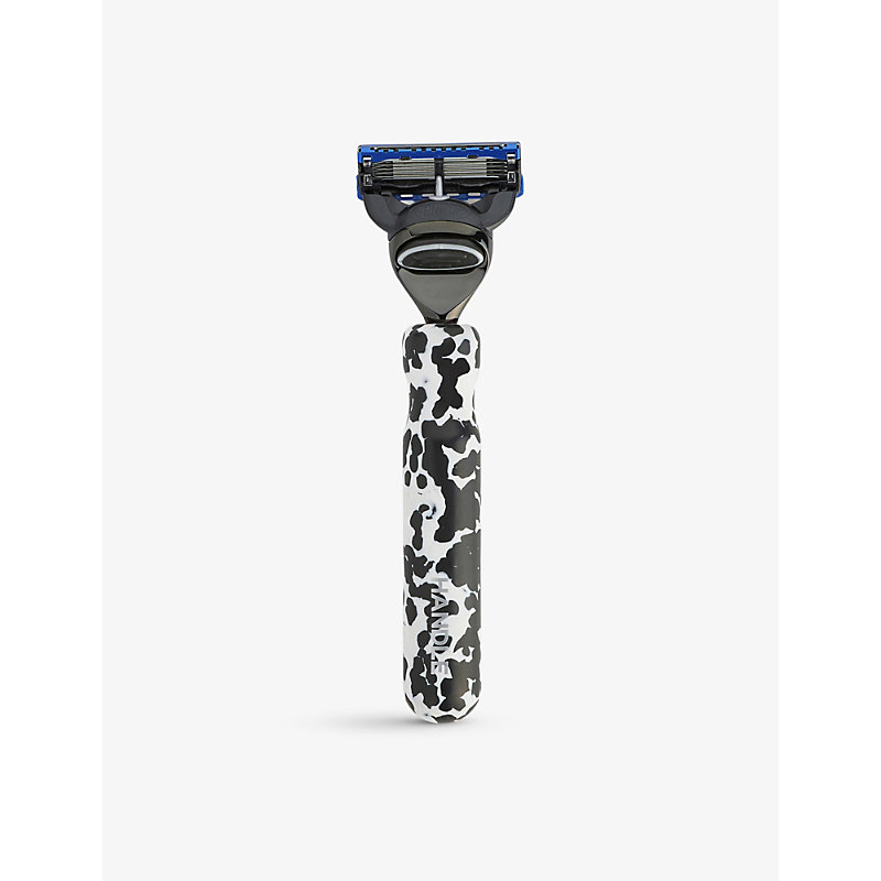 Handle Recycled-plastic Razor With Gillette Fusion