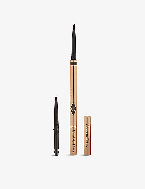 CHARLOTTE TILBURY: Brow Cheat refillable brow pencil set