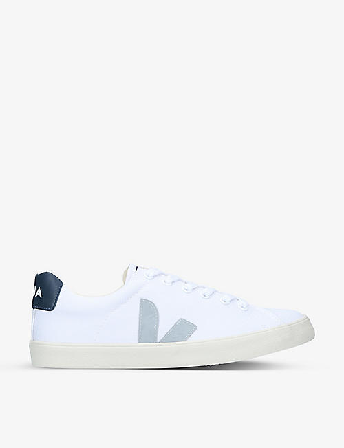 VEJA: Women's Esplar low-top canvas trainers