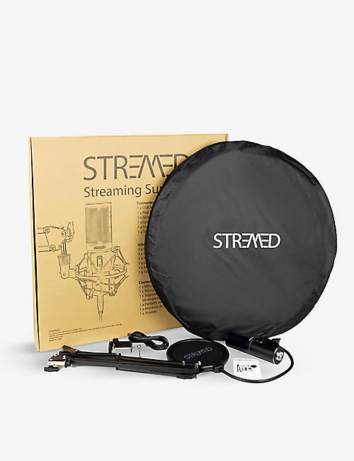 MUSIC: STRMD USB Microphone Streaming Kit