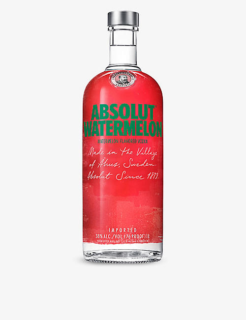 ABSOLUT: Absolut watermelon vodka 700ml