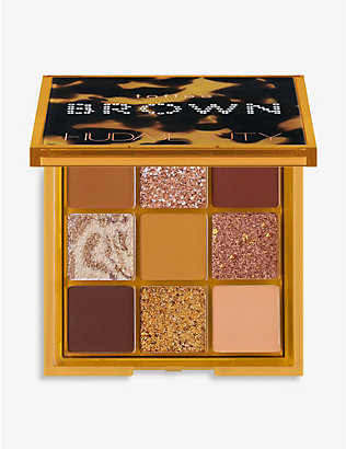 HUDA BEAUTY: Brown Obsessions eyeshadow palette 7.5g