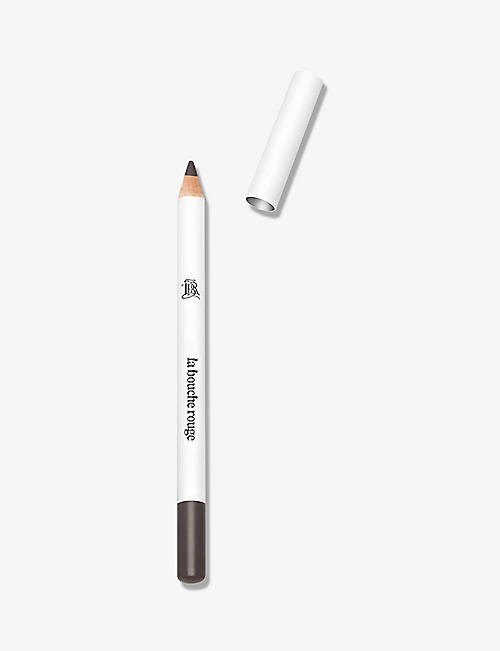 LA BOUCHE ROUGE PARIS: Black eyebrow pencil 1g