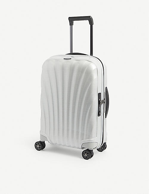 SAMSONITE: Chronolite four-wheel cabin suitcase 55cm