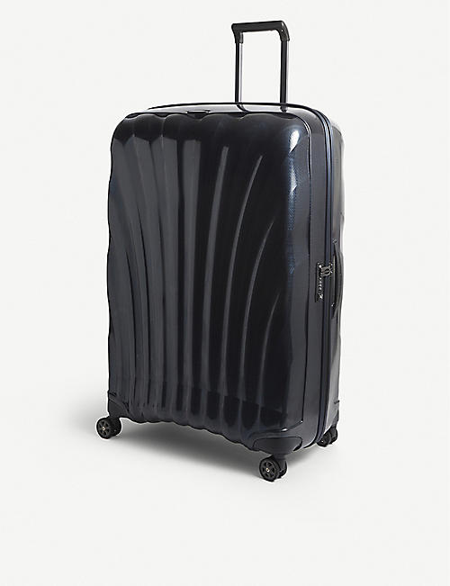 SAMSONITE: C-Lite Spinner four-wheel shell suitcase 86cm