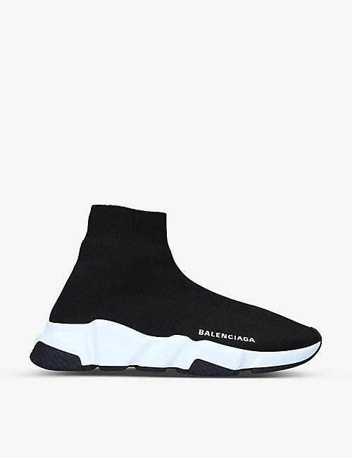 BALENCIAGA: Women's Speed stretch-knit trainers