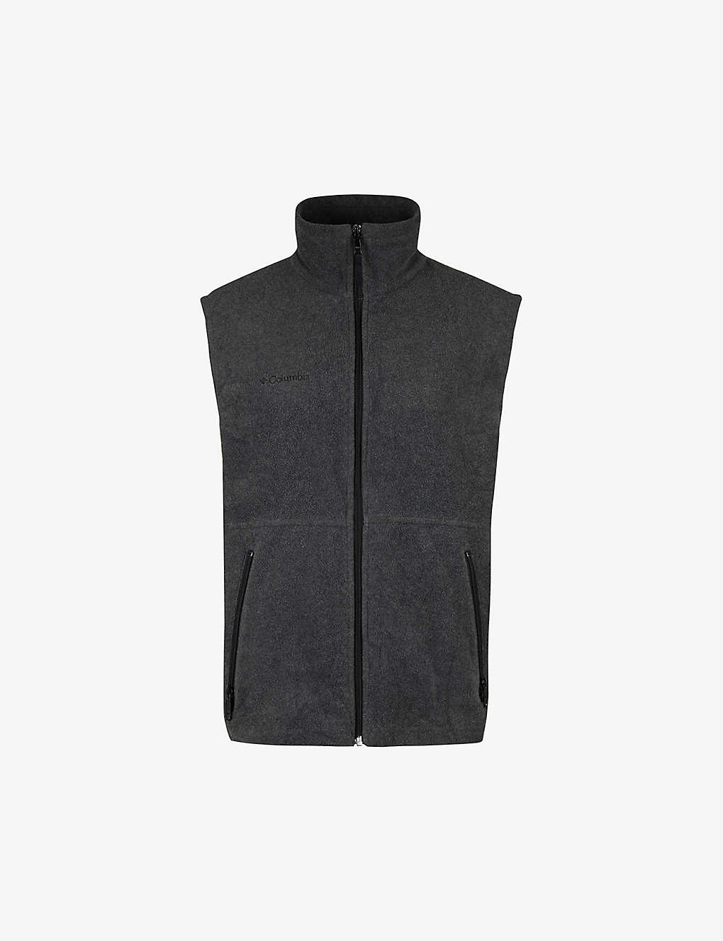 Pre-loved Columbia fleece gilet jacket
